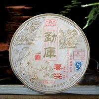 Spring Tip * 2007 Yunnan Shuangjiang Mengku Pu-erh Raw Shen Cha 400g