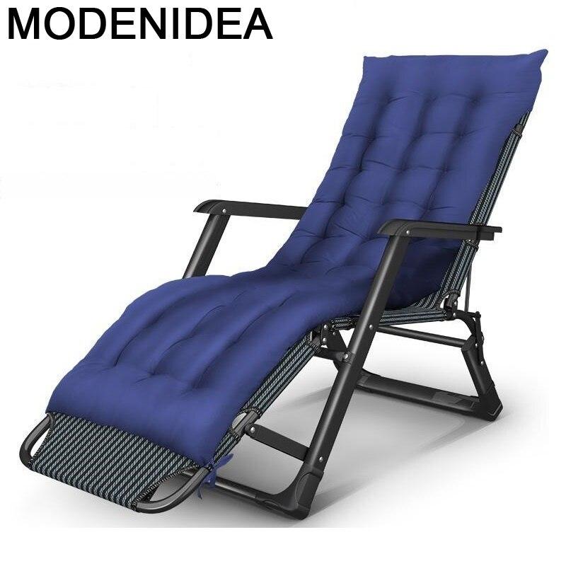 Silla reclinable Para exteriores, Silla Para Patio, cama De Camping, Tumbona, Silla...