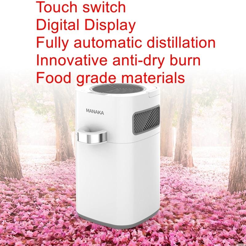 الذكية المقطر المنزلية الصغيرة آلة الهيدروسول ارتفع الهيدروسول الطب استخراج زيت طبيعي آلة الكحول الهيدروسول
