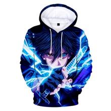 Sudadera con capucha 3D de Naruto para hombres y mujeres, gran oferta, nueva moda Sasuke, Primavera/otoño Kakashi, ropa Casual de dibujos animados 3D Harajuku, abrigo