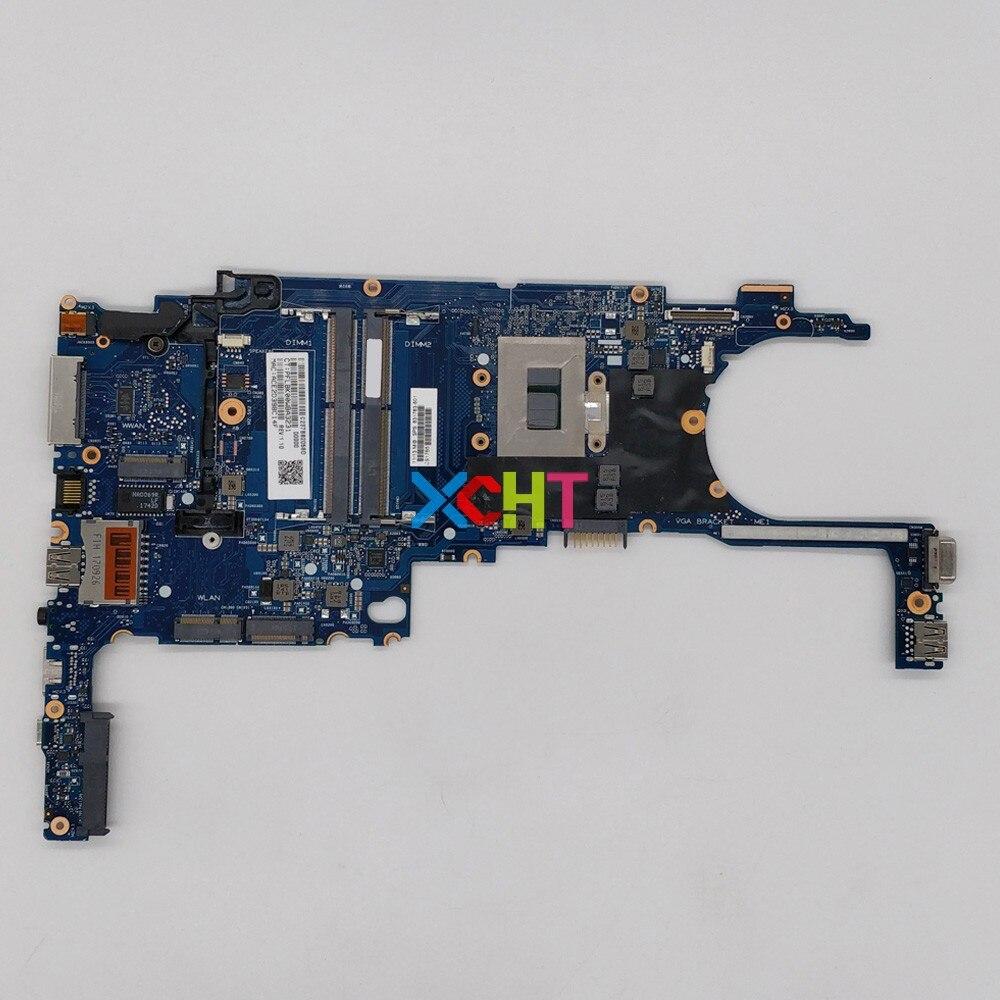 831763-601, 831763-001 6050A2725001-MB-A01 UMA w i5-6300U CPU para HP EliteBook 820 G3 series de portátil pc ordenador portátil placa madre