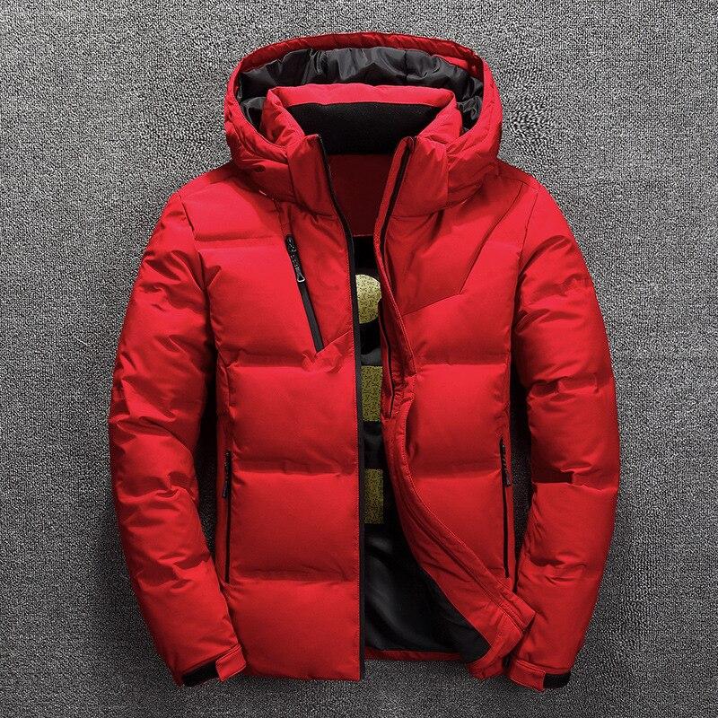 Мужское зимнее пальто мужские женские мужские брендовые пуховики для мужчин 2021 мужские куртки и пальто утепленный и теплый Анорак мужской ...