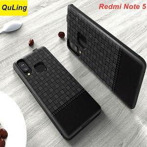 QuLing 5000 Mah For Xiaomi Redmi Note 5 Battery Case Battery Charger Bank Power Case For Xiaomi Redmi Note 5 Battery Case