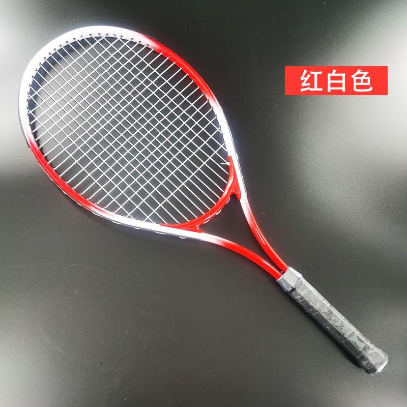 Light Recommended Training Tennis Racket Professional Carbon Fiber Tennis Racket Rakiety Do Tenisa Racquet Sports BD50TB