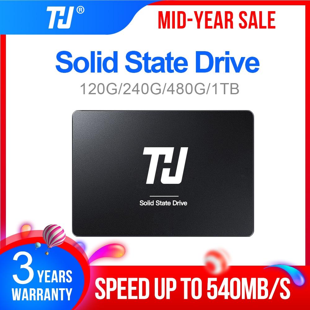 "Jue 120 GB 240 GB 480 GB 1 TB SSD SATA 2,5 ""interna de disco duro 540 MB/S HD SSD disco para PC portátil"