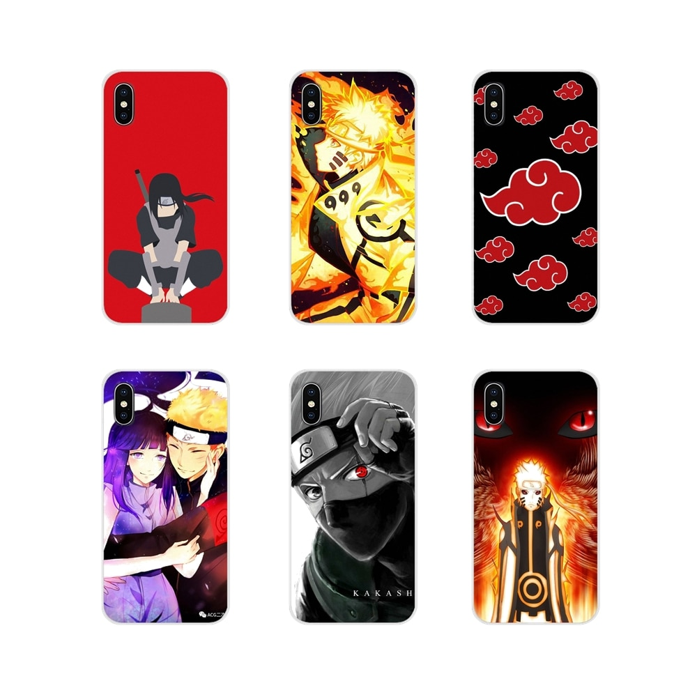 Anime Naruto Naruto Minimalist Accessories Phone Cases Covers For Meizu M2 M3 M5 M6 NOTE M3S M6S M6T MX6 U20 pro 5 6 plus