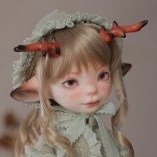 Fantasy Angel 1/6 Bjd Pop Lele Msd Hars Speelgoed Voor Kids Baby Herten Pop Dier Anime Speelgoed Diy