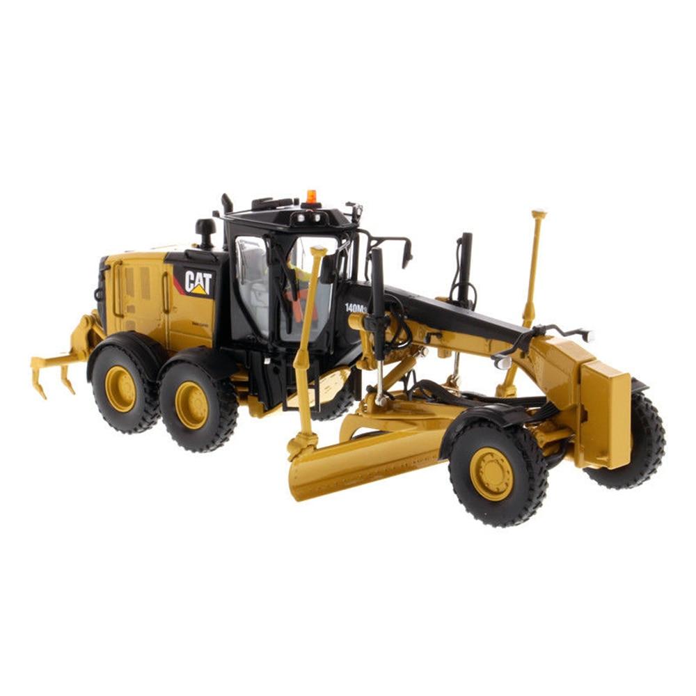 Diecast Masters #85544 1/50 escala Caterpillar 140M3 motoniveladora-alta línea vehículo de serie CAT ingeniería modelos coches regalo Juguetes