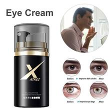 20G Men Day and Night Anti Firming Eye Cream Black Face Product Lines Face Care Eye Wrinkles Care Fi