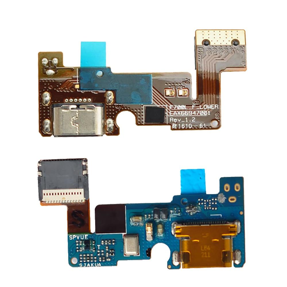 Зарядный usb-порт ZUCZUG с микрофоном для LG G5 H840 H850 H860 H848 H868 H820 H831 H830 LS992 VS987 US992 RS988 F700L F700S