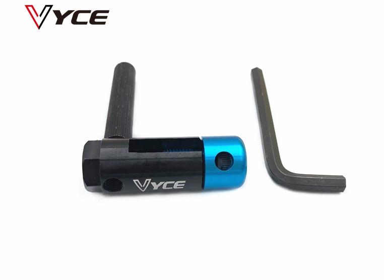 Купить с кэшбэком VYCE Mini Chain tool Magic Buckle Repair Removal Tool Bike Master Link lever Cycling Repair Tools