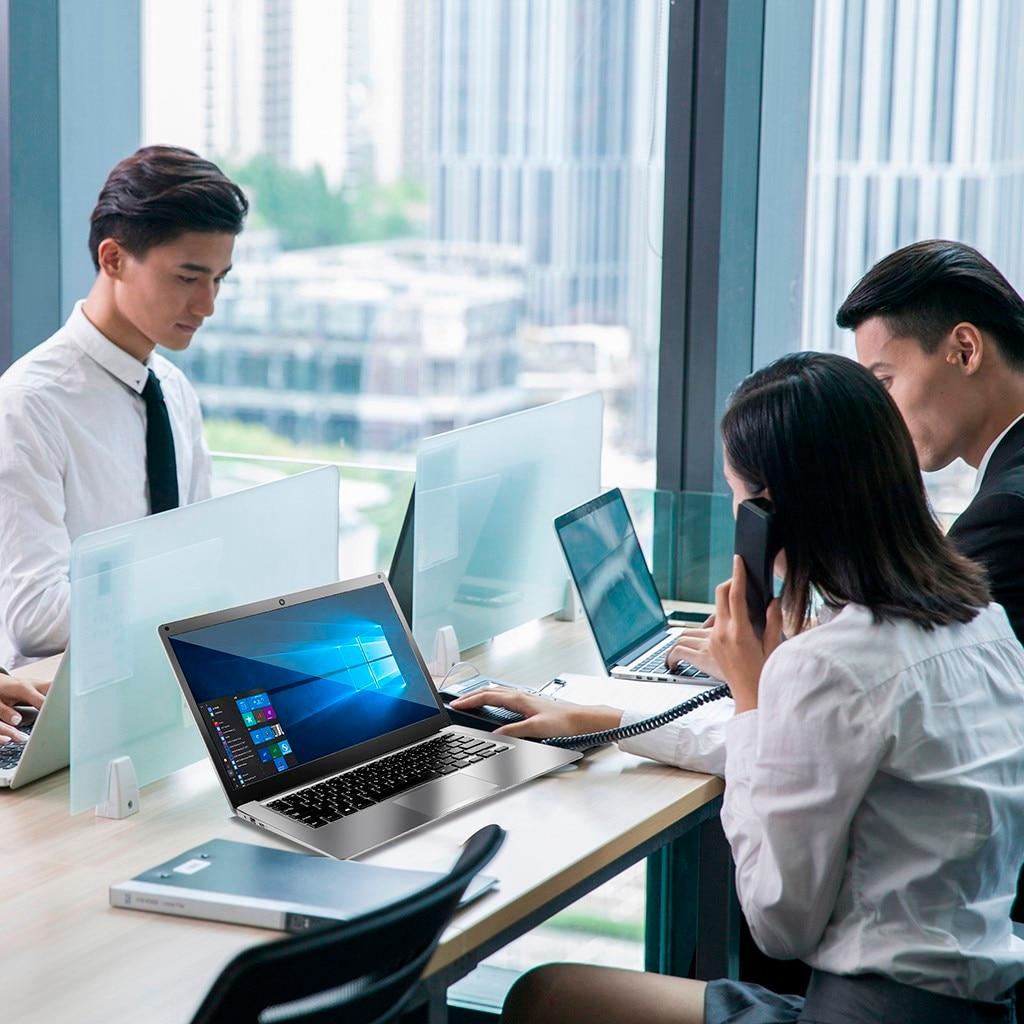 Laptop 13.5inch Intel J3455 1080P FHD IPS  Windows 10 Quad Core 2.4 GHz 6GB RAM 128/256/512GB 1TB SSD 1920*1080 Wifi Notebook PC