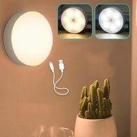 led night light mini light sensor control nightlight lamp for children kids living room bedroom wardrobe walkwaylighting