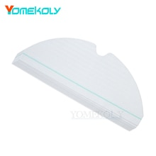 For Roborock S6/S6 MaxV/S6 Pure/E4/S5 Max/S5/E35/E2 Robot Vacuum Cleaner Disposable Mop Cloth Mop Cl