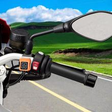 Motorbike Heated Handle Grip E-bike ATV DC 12V Heater Warmer Kit For Suzuki Motocross Motorcycle Handlebar manillar moto