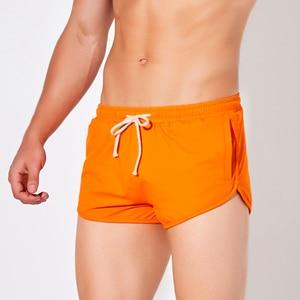AIMPACT 3in Short Pants Breathable Drawstring Closure Running Sport Shorts For Men AM2363