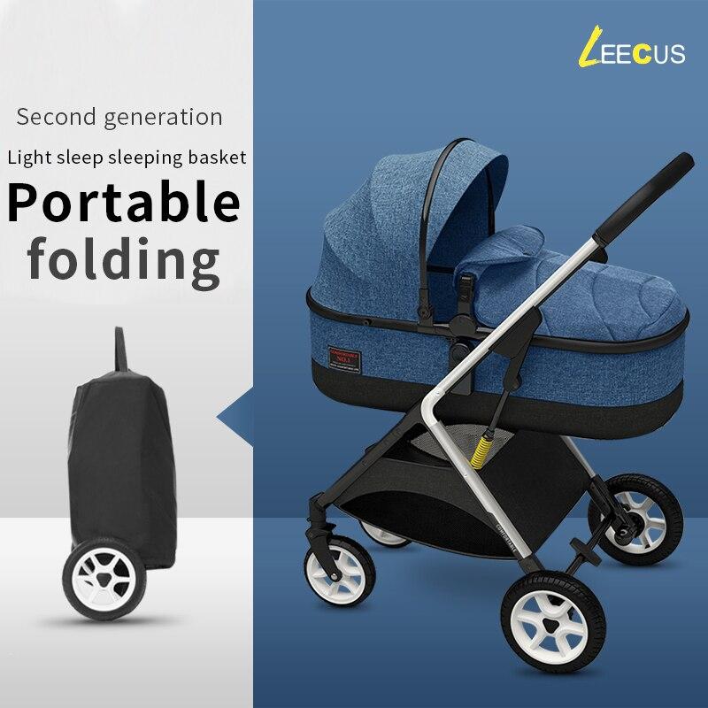 Baby Wagen Kann Verwendet Werden Als Zwei-weg Stoßfest Trolley Für Kinder Mit Einfachen Klapp, einfach-zu-verwenden Und Hohe-ansicht