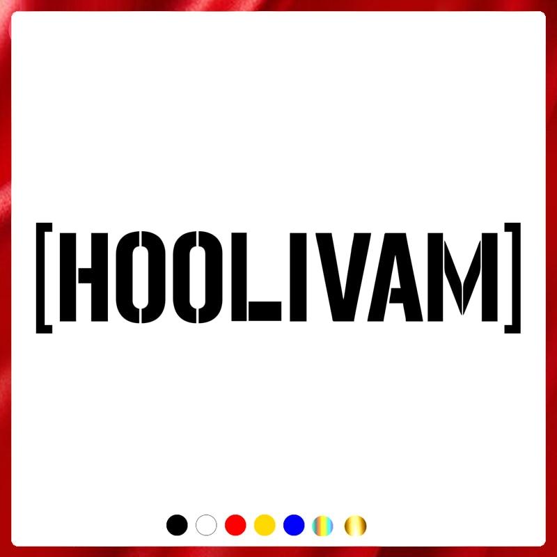 CS40058# наклейки на авто HOOLIVAM водонепроницаемые наклейки на машину наклейка для авто автонаклейка стикер этикеты винила наклейки стайлинга а...