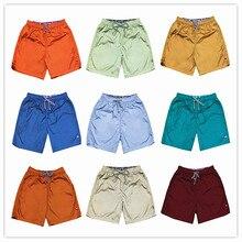 2020 Big Brand Brevile pullquin Beach Boardshorts Men Turtles Solid Swimwear 100% Quick Dry Mens Bathing Shorts Sexy Swimtrunks