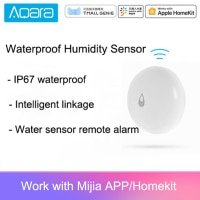 Original Aqara IP67 Waterproof Humidity Sensor Smart Home Water Sensor Remote Alarm APP Control