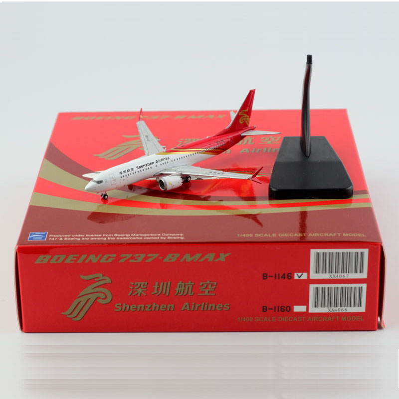 1400 escala shenzhen airways b737 max8 companhias aereas modelo com base de aeronaves