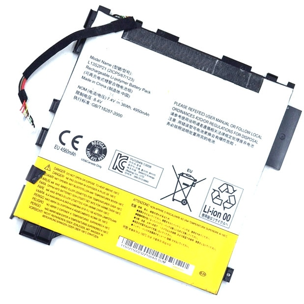 westrock L13M2P23 4880mAh Battery for Lenovo Miix 2 11 MIIX 211-TAB Laptop Tablet