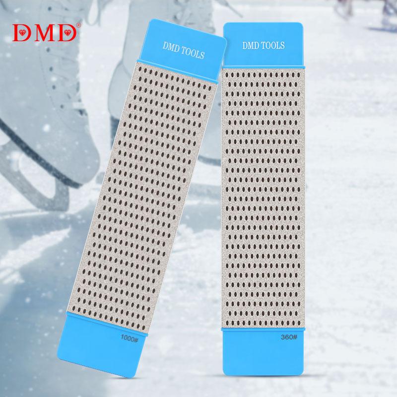 مبراة أحذية التزلج الماسية ، DMD 360 1000 ، حصى على الجليد