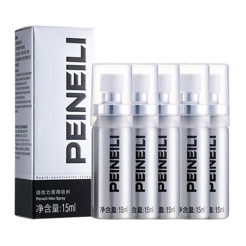 Спрей для задержки эякуляции для мужчин, мужской спрей для наружного применения от преждевременной эякуляции, пролонгирование полового ак... недорого