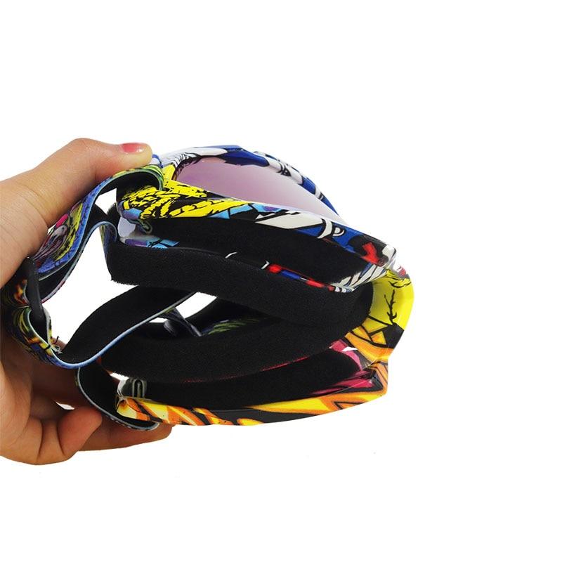 New Arrive Men Women Glasses Windproof Skiing Skating Motorcycle Motorcross Racing Helmet Goggle Snowboarding Eyewear Protective enlarge
