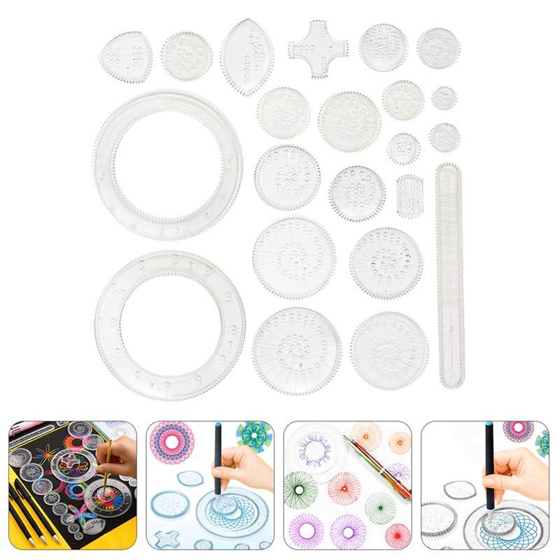 1-set-22-uds-multifuncion-kit-de-dibujo-creativo-herramientas-de-dibujo-transparente