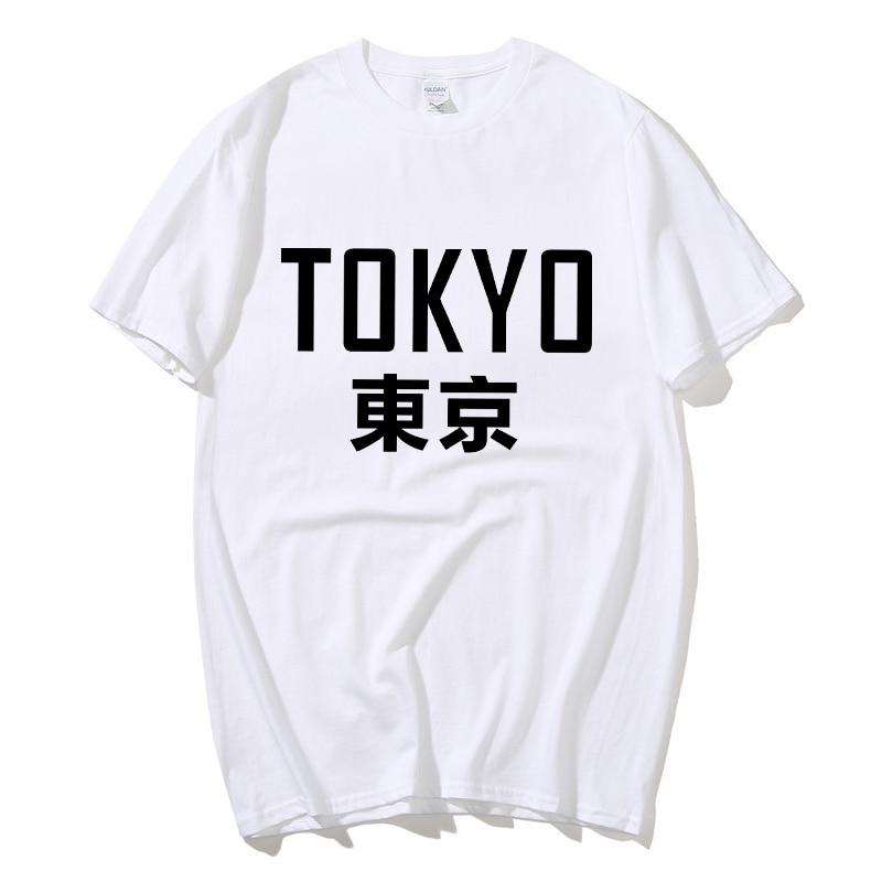 Kaneda Akira T Shirt dos homens Manga Vaporwave Neo Tóquio Japonês Anime 100% Algodão Tops de Manga Curta Camiseta T-Shirt Gráfico