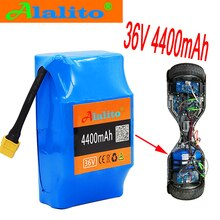 100% nowy 36v 4.4ah bateria litowa 10s2p 36v bateria 4400mAh akumulator litowo-jonowy 42V 4400mah skuter twist akumulator samochodowy