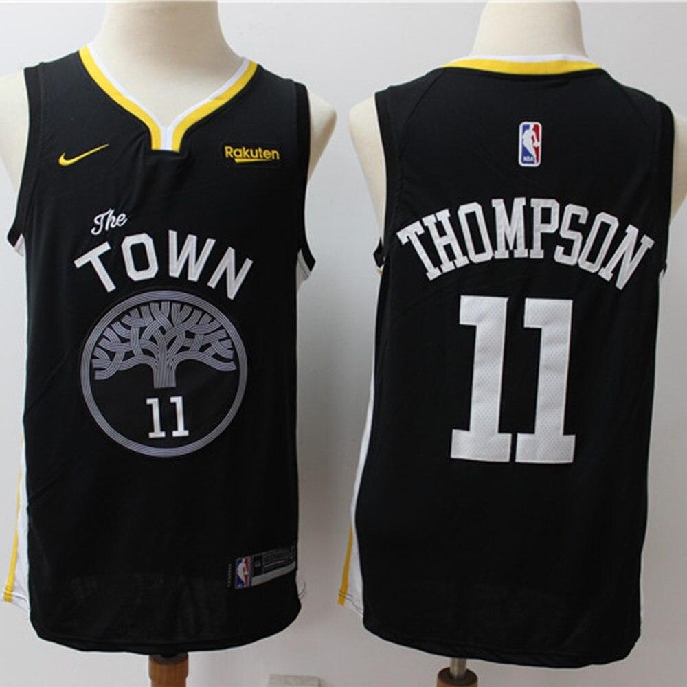 Camisetas de Baloncesto de los caballeros del Estado Dorado de la NBA,...