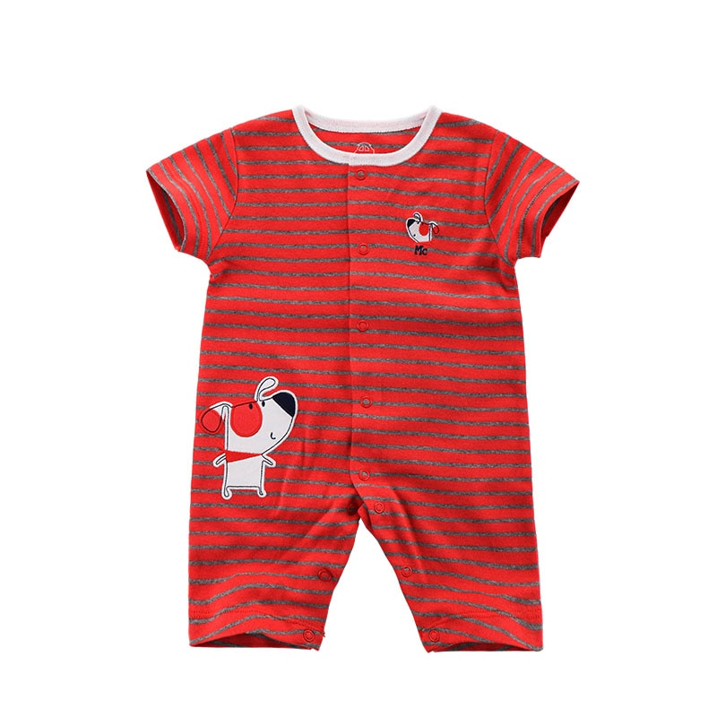 2021 Brand Summer Clothing Baby Body Rompers Clothing Babies Toddler's Clothes Cotton Costume Mini C
