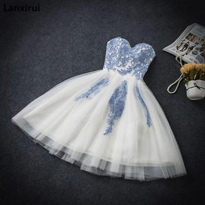 Short night club Dress  A Line Formal Party Gown Gowns short dress