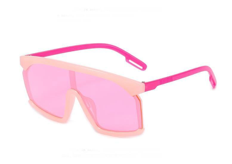2021 Brand Sunglasses Kids UV400 Coating Sun Glasses Camouflage Frame Goggle Baby Boys Girls Lovely