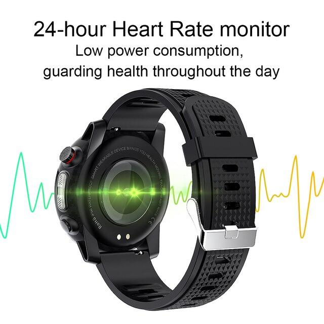 Ipbzhe Smart Watch Men Waterproof IP68 Sport Smartwatch Android Reloj Inteligente 2021 Smart Watch For Men Women Huawei Xiaomi 8