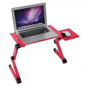 Портативный ноутбук компьютер Стенд настольный лоток на кровать держатель мыши регулируемый