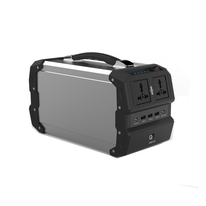 2019 best solar system generator 120000mAh 4 USB DC 12V laptop AC 220V output 5000 watts portable battery powered generator