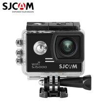 SJCAM SJ5000 WiFi caméra daction 1080P Full HD sport DV 2.0 pouces plongée 30M étanche mini caméscope