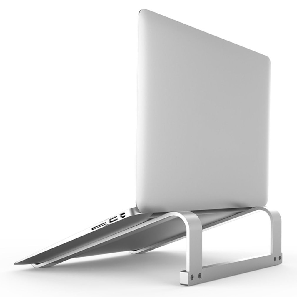 Aluminum Alloy Folding Portable Laptop Stand Laptop Notebook Holder Non-slip Computer Cooling Hollow