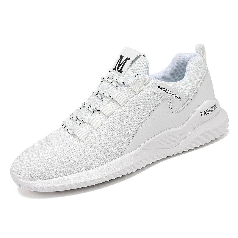 Tênis de Verão dos Homens Viagem ao ar Malha Respirável Casual Andando Correndo Sapatos Livre Calçados Esportivos Fitness Zapatillas Hombre