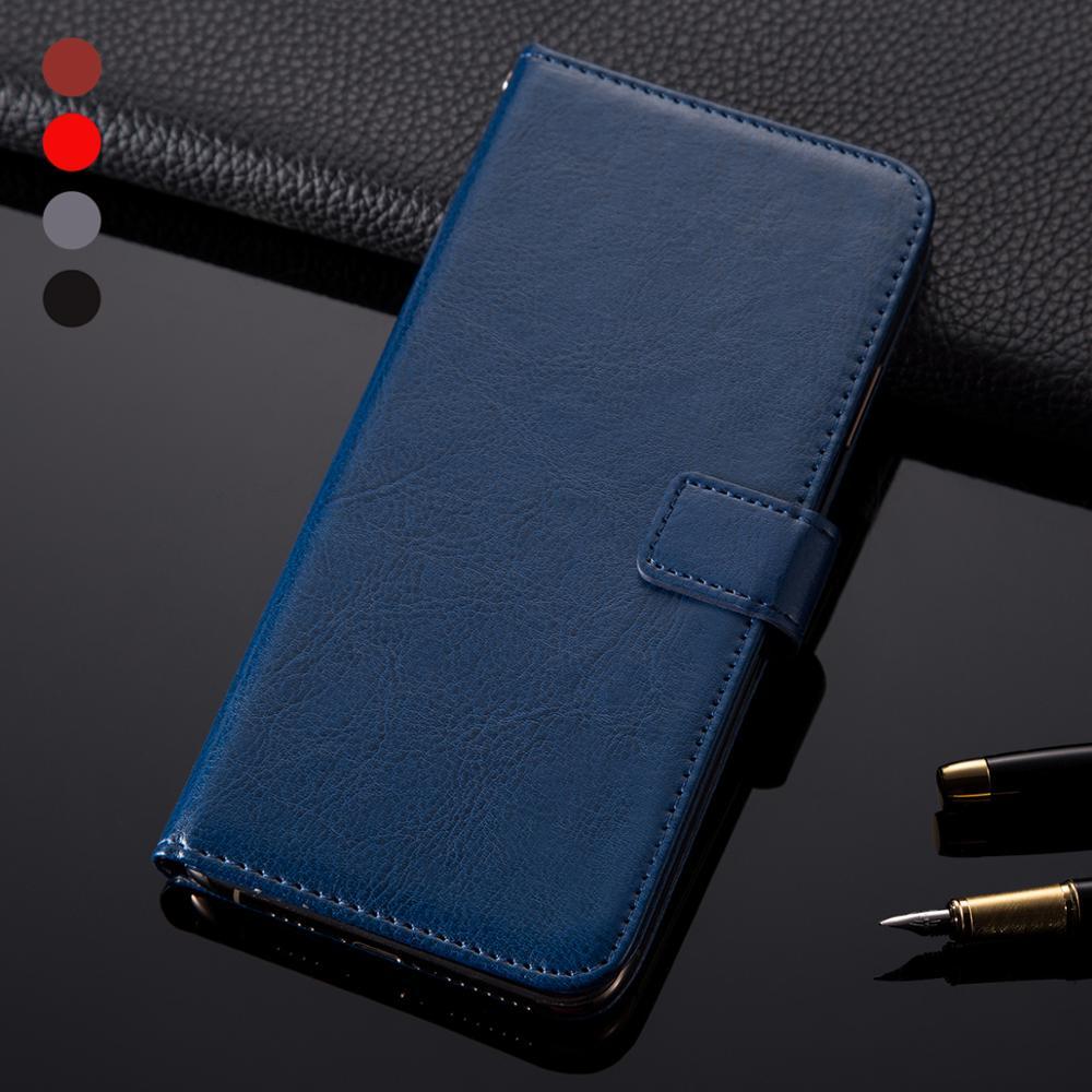 Funda Cartera de lujo ligera para uno más 1 + 1 2 3 3t 5 5T 6T oneplus 7 X funda abatible de cuero para teléfono con ranura para tarjetas