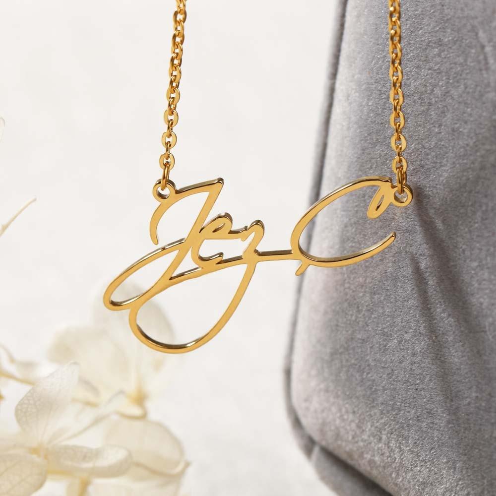 2019 Collar personalizado con letras, collar con nombre personalizado, joyería femenina, collar con nombre para chica madre