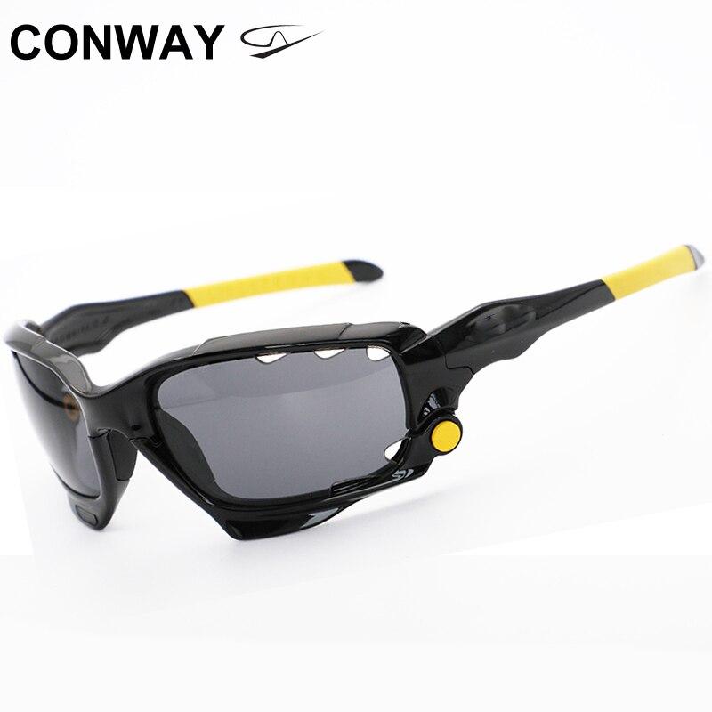 كونواي نظارات شمسية رياضية كبيرة نظارات جبلية نظارات خارجية مناسبة جدا لصيد الأسماك كرة السلة 04203