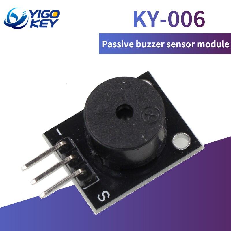 1pcs KY-006 Small Passive Buzzer Module For Arduino