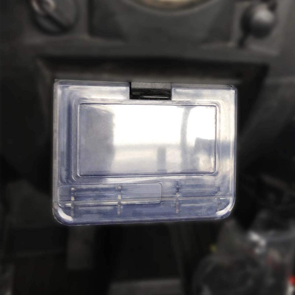 Storage Box RZR Accessories ABS Center Dash Storage Box RZR Center Compartment for Polaris RZR XP 4 S 1000 900 EPS 2014-2019