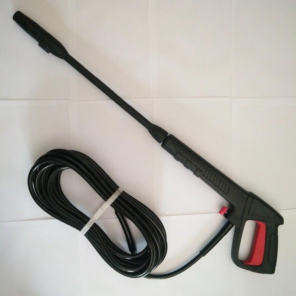 High Pressure Cleaner Car Wash Spray Water Gun Cleaning Tool for AR/Black&Deck/Michelin/Interskol/Bosch AQT Washing Accessories enlarge