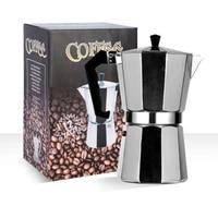 coffee maker aluminum mocha espresso percolator pot coffee maker moka pot 1cup3cup6cup9cup12cup stovetop coffee maker