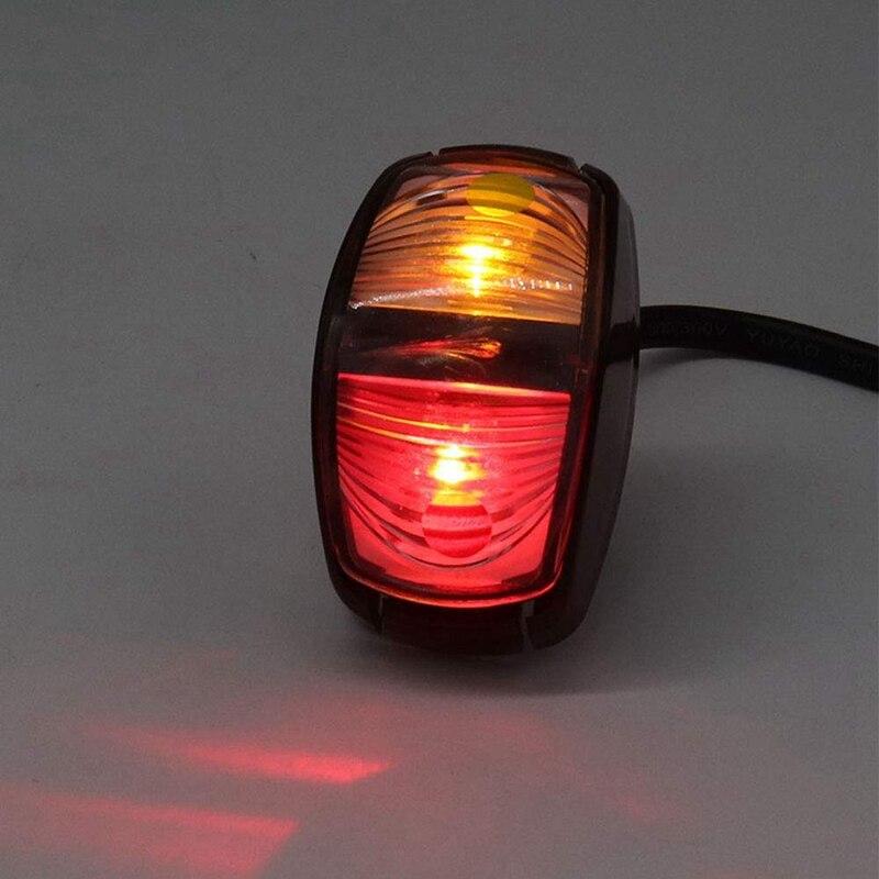 Luzes do diodo emissor de luz do utilitário do diodo emissor de luz do ônibus do reboque das luzes de alta potência
